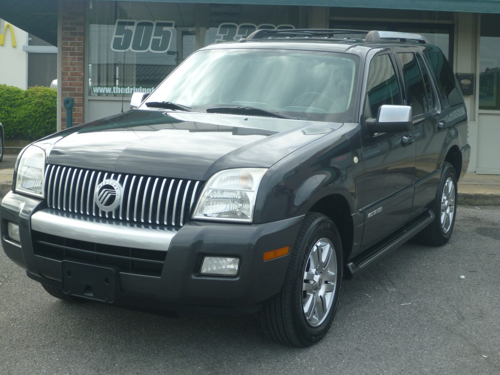 2007 Mercury Mountaineer #2175