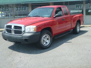 2007 Dodge Dakota PU  #2218
