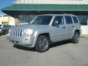 2009 Jeep Patriot Limited #2233