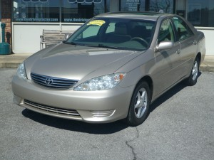 2006 Toyota Camry LE  #2252