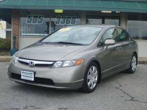 2008 Honda Civic LX  #2267