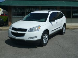2009 Chevrolet Traverse LS #2286