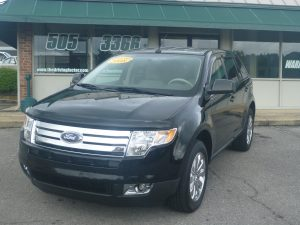 2008 Ford Edge Limited  #2318