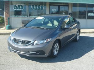 2013 Honda Civic LX  #2395