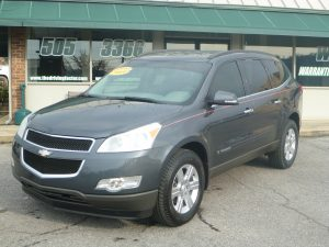 2009 Chevrolet Traverse LT   #2410