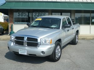 2005 Dodge Dakota SLT 4x4   #2423