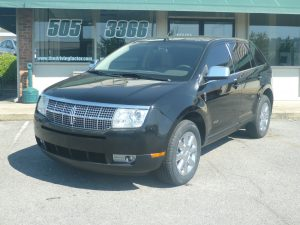 2008 Lincoln MKX AWD   #2437
