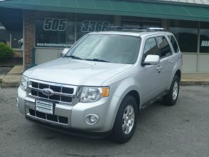 2011 Ford Escape Limited   #2444