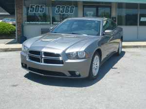 2011 Dodge Charger   #2292
