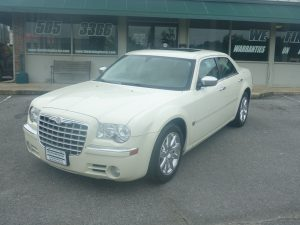 2007 Chrysler 300 C    #2476
