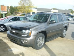 205 Chevrolet Trailblazer LS   #2266