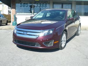 2011 Ford Fusion   #2367