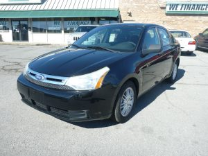 2011 Ford Focus S    #2155