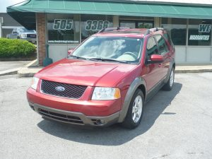 2006 Ford Freestyle CXL #2545
