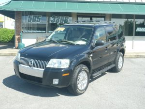 2005 Mercury Mariner Premier Edition  #2541