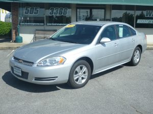 2014 Chevrolet Impala Limited LS  #2474