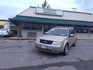 2006 Ford Freestyle  #2548