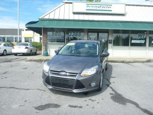 2012 Ford Focus   #2494rp