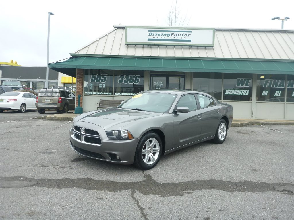 2011 Dodge Charger   #2501BRP