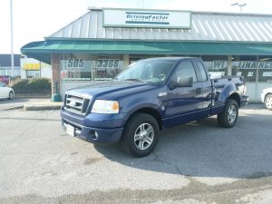 2008 Ford F-150  #2627
