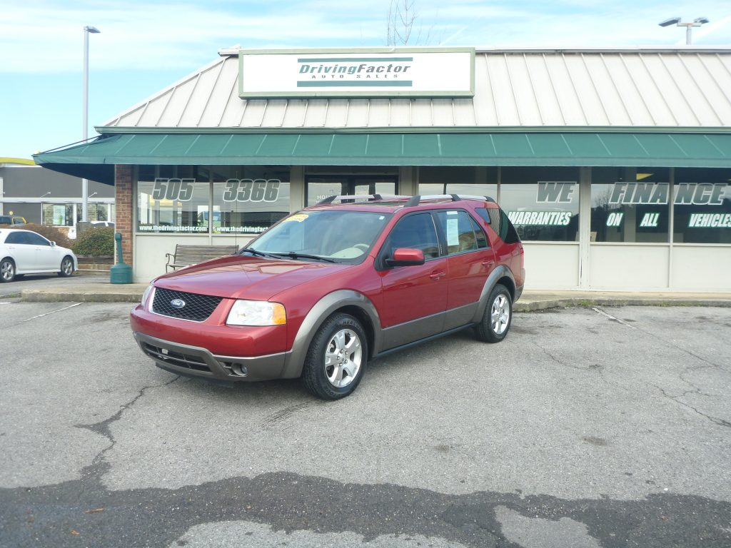 2006 Ford Freestyle   #2545RP