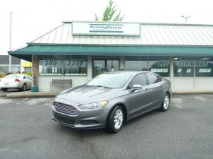2014 Ford Fusion  #2647