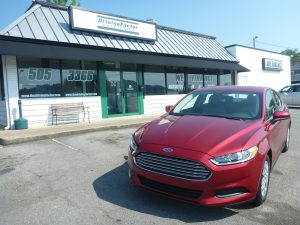 2014 Ford Fusion #2702