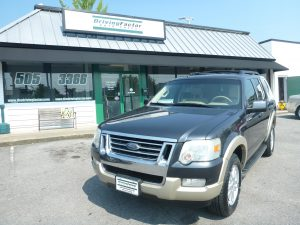 2010 Ford Explorer Eddie Bauer Edition #2710