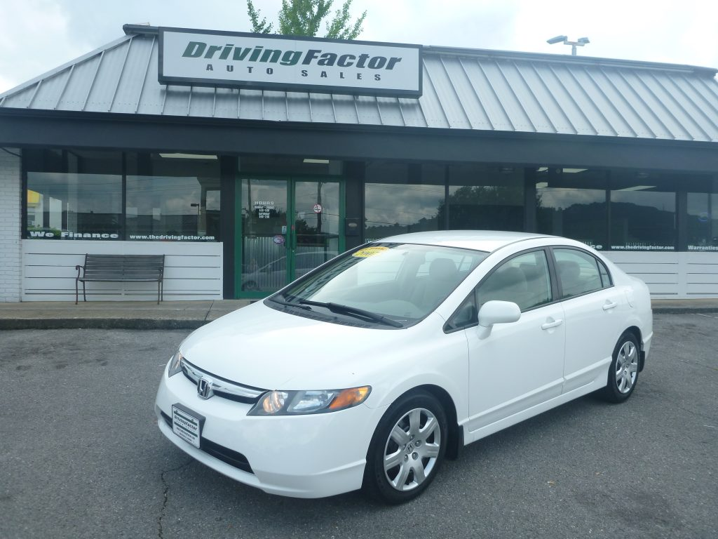 2007 Honda Civic   #2849