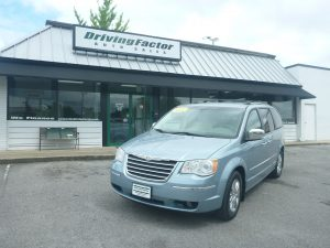 2008 Chrysler Town & Country  #2856