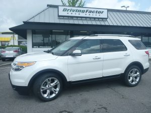 2011 FORD EXPLORER ST#2875