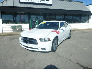 2014 DODGE CHARGER ST#2796RP
