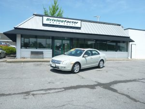 2008 FORD FUSION ST#2934