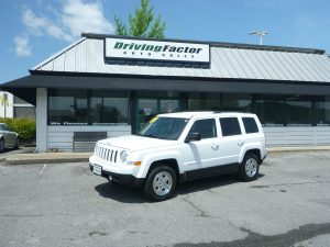2016 JEEP PATRIOT ST#2935