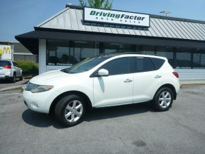 2009 NISSAN MURANO ST#2942A