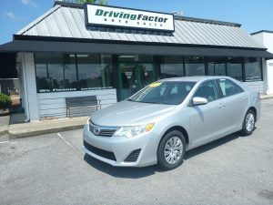 2013 TOYOTA CAMRY ST#2670RP2A